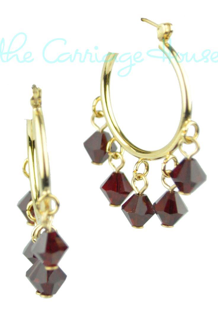 Emily Ray Crystal Star Earrings 12