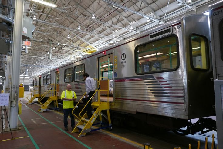 Talgo to overhaul an additional 36 rail vehicles for the Los Angeles County Metropolitan Transportation Authority.
