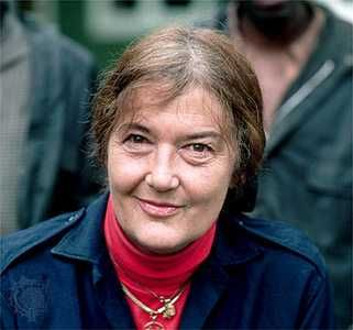 """Dian Fossey (Jan. 16 1932 – 1985) was an American zoologist who undertook a daily study of gorilla groups over a period of 18 years in the forests of Rwanda. Her book 'Gorillas in the Mist' combines her scientific study of the mountain gorilla with her own personal story. Called one of the foremost primatologists in the world while she was alive, Fossey, along with Jane Goodall and Birute Galdikas, were the so-called """"Trimates"""". Fossey was murdered in 1985; the case remains open."""