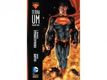 Terra Um - Vol. 2 - Panini Books com as melhores condições você encontra no Magazine Ciabella. Confira!