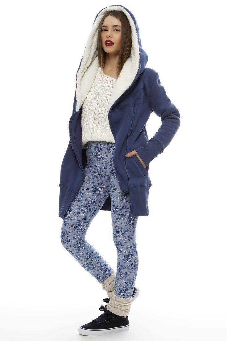 Fur Hoodie - ΡΟΥΧΑ -> Jackets & kimono | Made of Grace