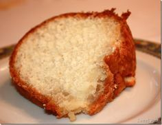 5 Flavor Pound Cake ~ This is one of the BEST pound cakes I have EVER put in my mouth. A lady in our church submitted the recipe for one of our cookbooks and when I was getting the cookbook ready for printing, I read this and thought it had to be a typo because of all the flavorings. Well I was wrong and glad of it. She brought one to church one day and totally wowed us! It is soooooo yummy!