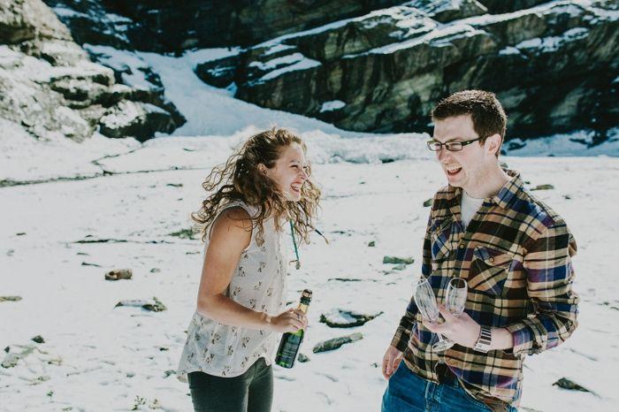New Zealand Surprise Proposal, Emily Adamson Photography