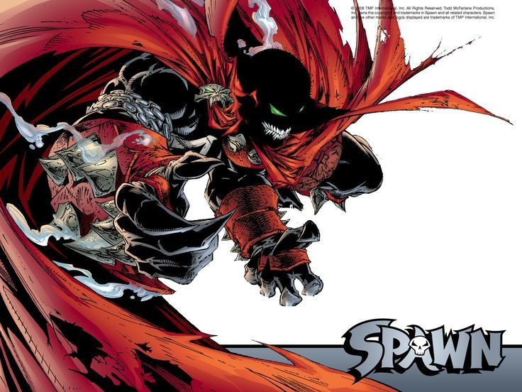 angela comics   Spawn wallpapers   Spawn - Comics   Pinterest