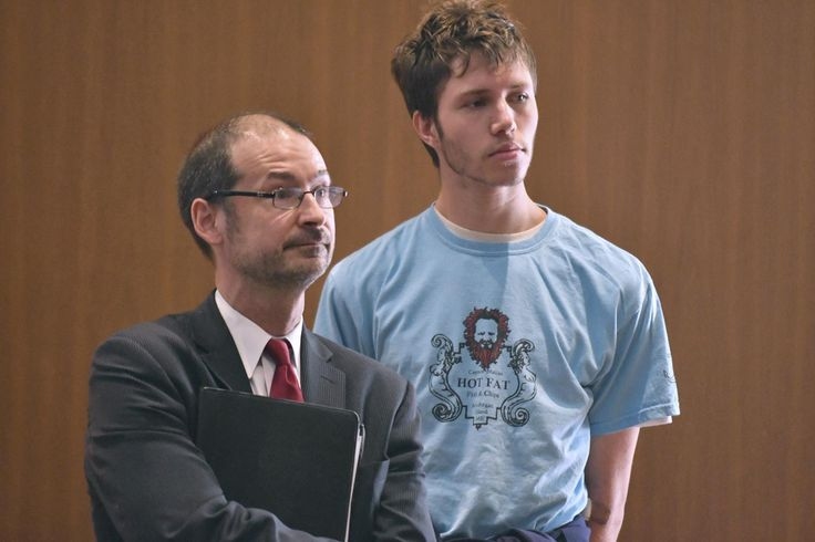Orion Krause, 22, at Ayer District Court.