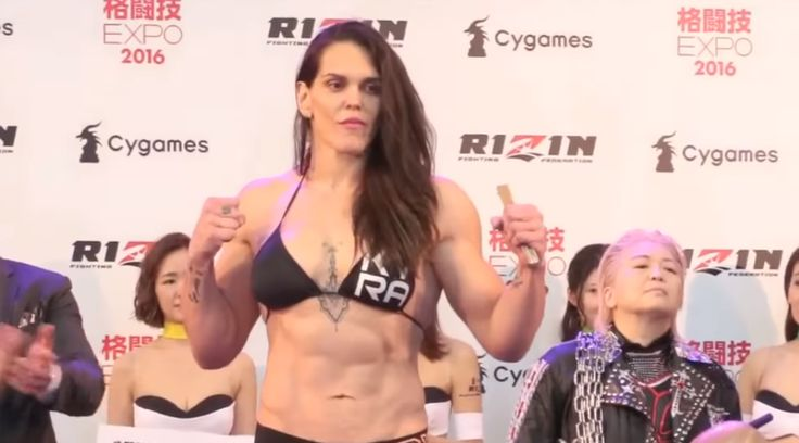Gabi Garcia Lands First No Contest Of MMA Career Due To Eye Poke