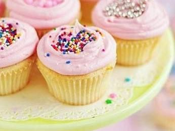 30 second cupcakes.