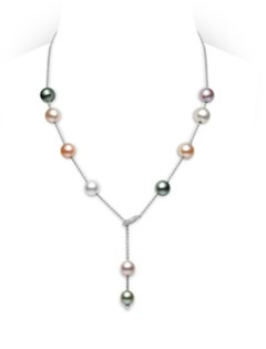 Mikimoto Pearls in Motion - Multicolor