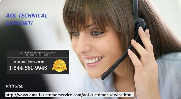 If you genuinely wish to keep your AOL email account working appropriately, connect with our specialized stalwarts at AOL customer care number 1-844-561-9945 and enjoy the services. Note that each web users need to experience AOL related issues.