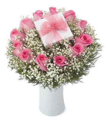 158 best floral arrangements images on pinterest flower for Flower arrangements valentines day