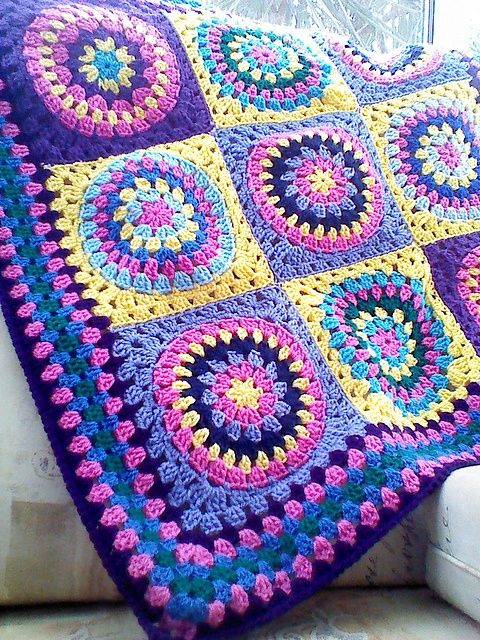 Crochet Attic: Pinterest Crochet Inspiration: Spring Fling