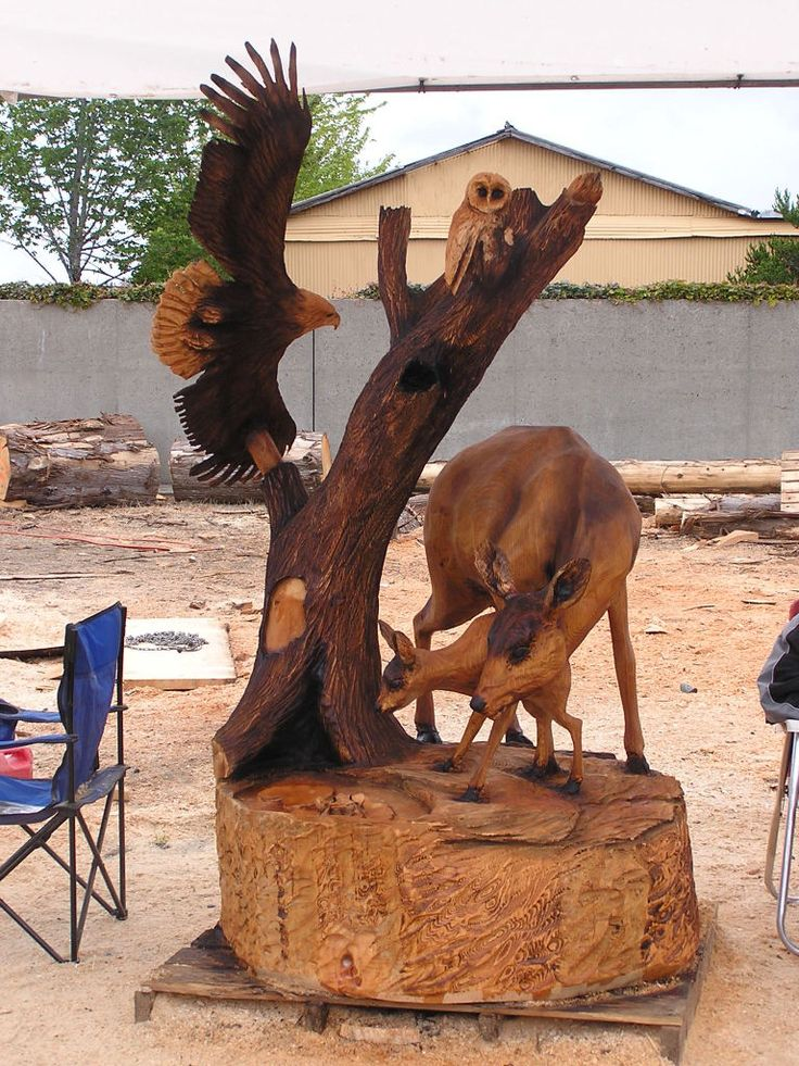 Best chain saw art ideas on pinterest chainsaw