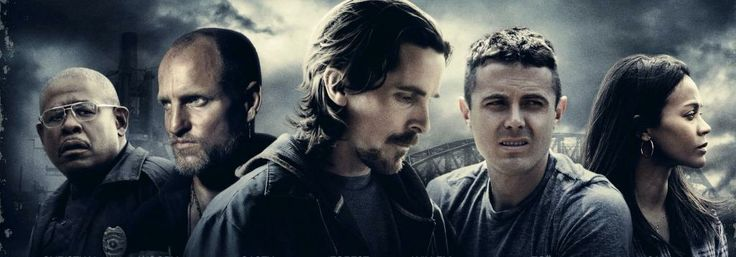 Out Of The Furnace - Christian Bale, Woody Harrelson, Forest Whitaker, Casey Affleck and Zoe Saldana