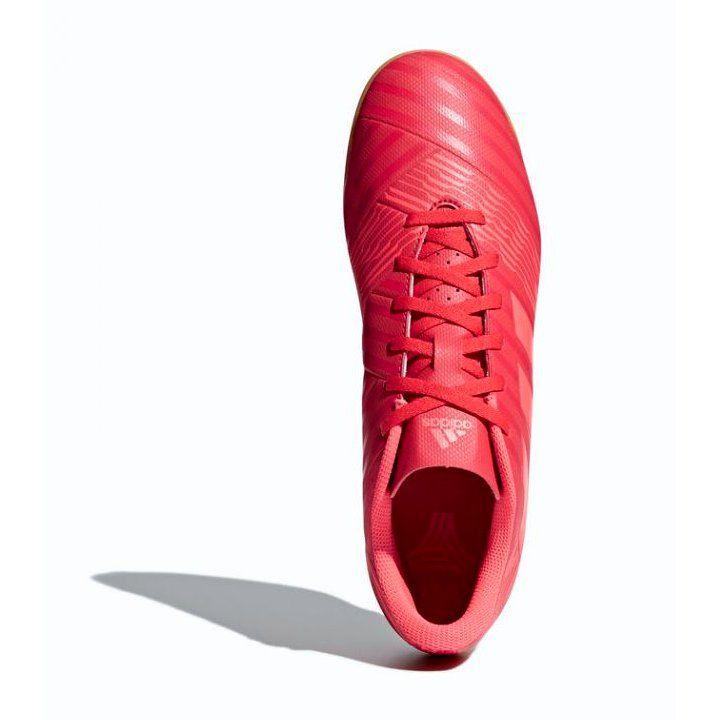 Buty Halowe Adidas Nemeziz Tango 17 4 In M Cp9087 Czerwone Czerwone Football Shoes Football Boots Shoes