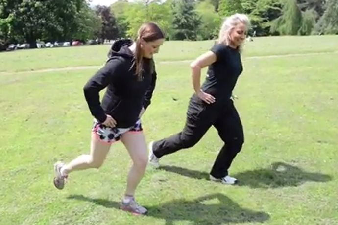 Top 5 outdoor #exercises to get you fit for summer