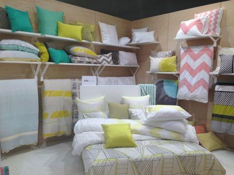 Cushion display #1