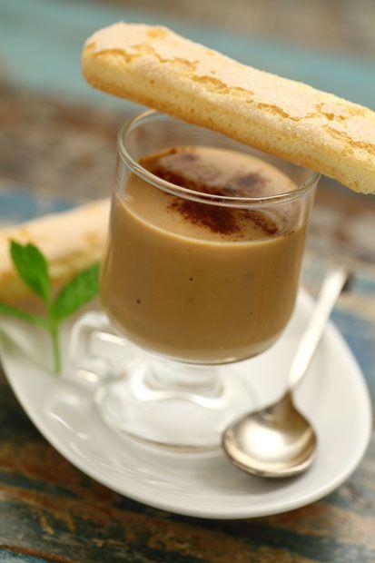 #Crema inglese al #caffé || #Cirio, gusta la nostra #ricetta. #coffea #dessert #sweet #biscotti #cookies #dolci