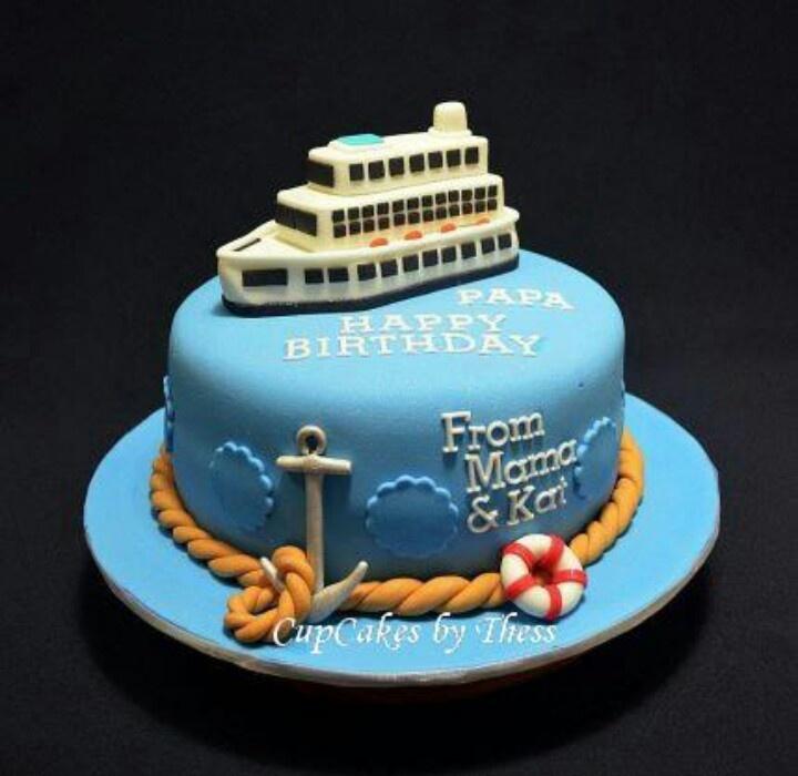 Cakes Cruise Ship