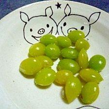 ★一番簡単で美味しい銀杏の食べ方★