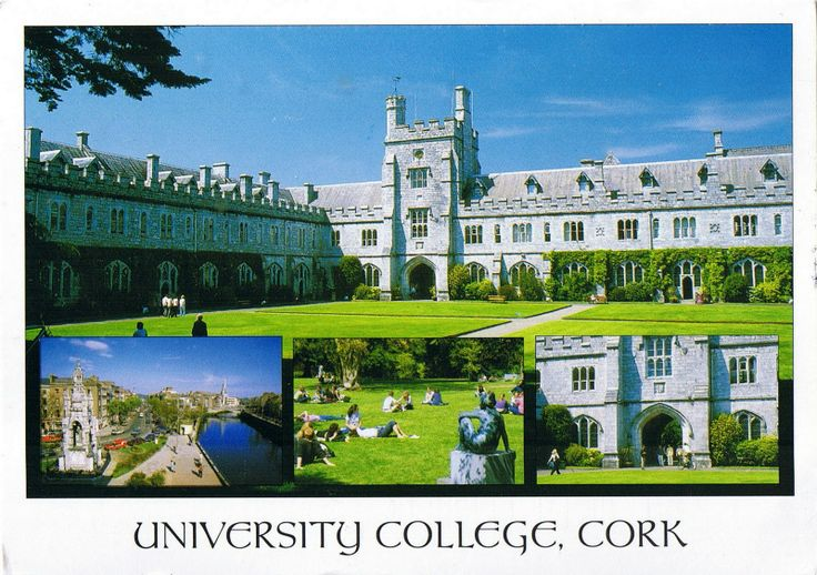 University College Cork, Cork, Ireland