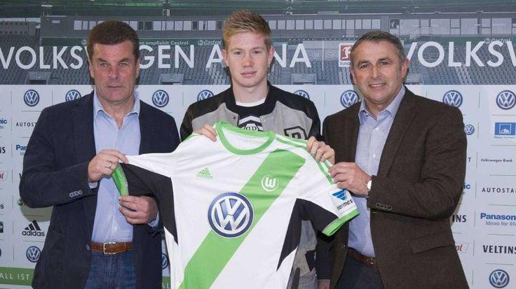 Wolfsburg-Boss Klaus Allofs über Wechsel von Kevin de Bruyne: Er verdient 100 Millionen Euro - Fussball - Bild.de