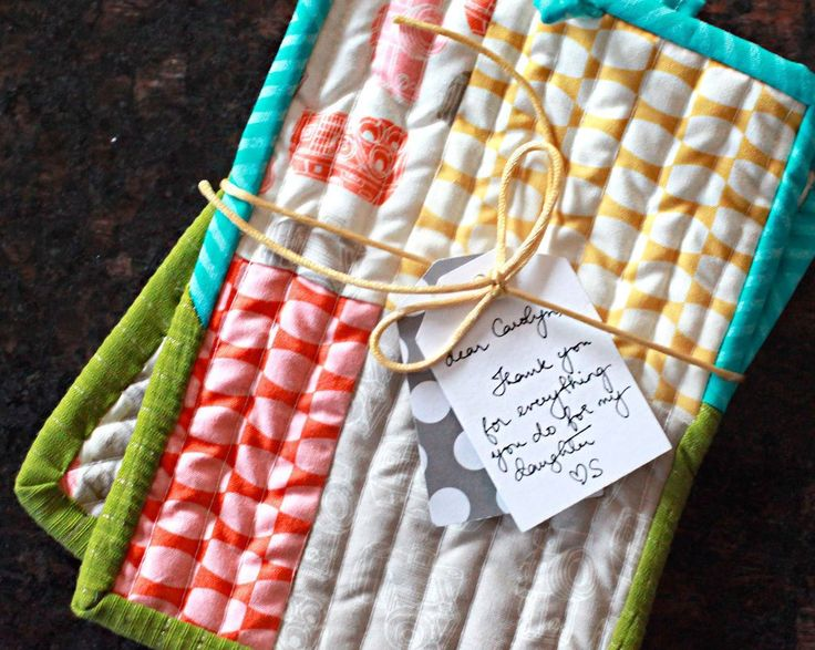 Easy Gifts: Quilted Potholders                                                                                                                                                                                 More