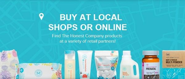 Great News — Honest Products Are Now At a Store Near You!