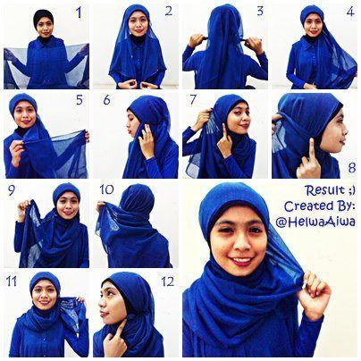 segitiga hijab