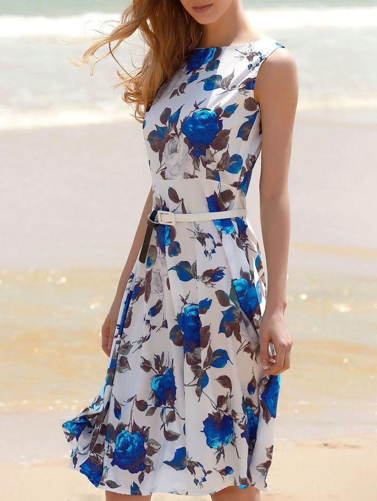 floral printed dresses - photo #39