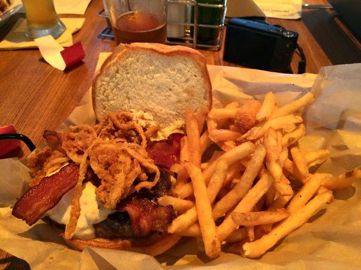 block and blue burger Florida