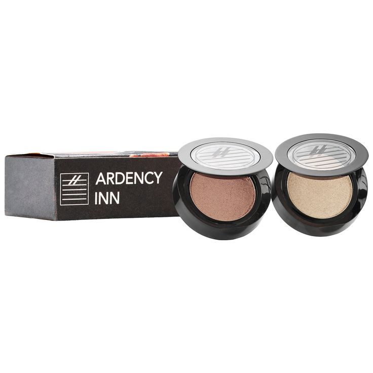 Ardency Inn Modster Mānuka Honey Enriched Pigment Duo in Rose Gold & Sunday
