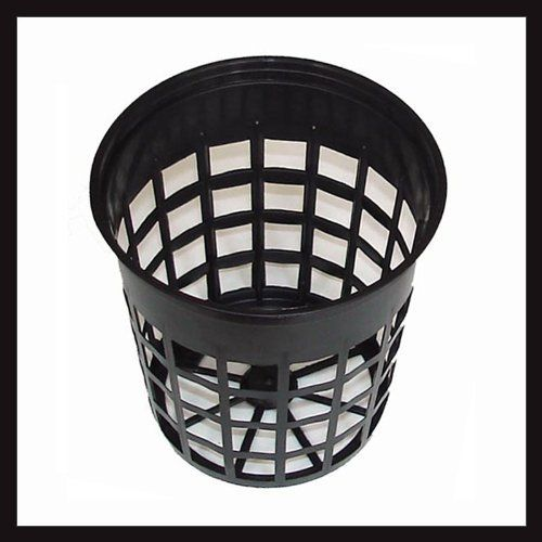 Orchid Pot - 3 inch - Net Pot - 10 pack by rePotme. $10.53. Net Orchid Pot. Great Multi-Port Drainage. Same Day Shipping!. 3 inch net pots provide extra aeration for orchid roots when used upside down in the bottom of a large pot or used alone.