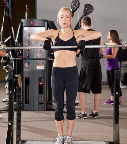 Women's Power « Harbinger Fitness