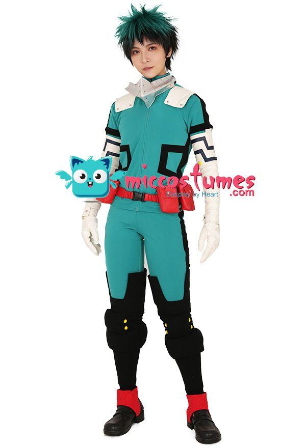 Boku No My Hero Academia Midoriya Izuku T-Shirts Tee Kostüme Cosplay Costume