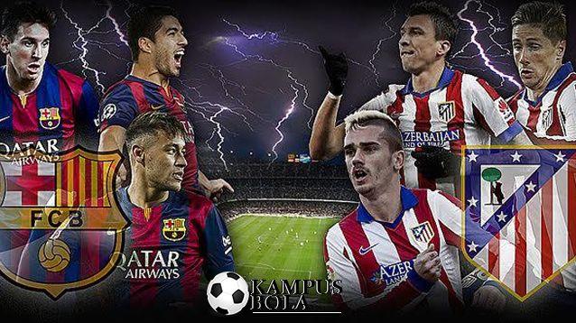 Berita Bola | Jelang Laga Barcelona vs Atletico Madrid ...