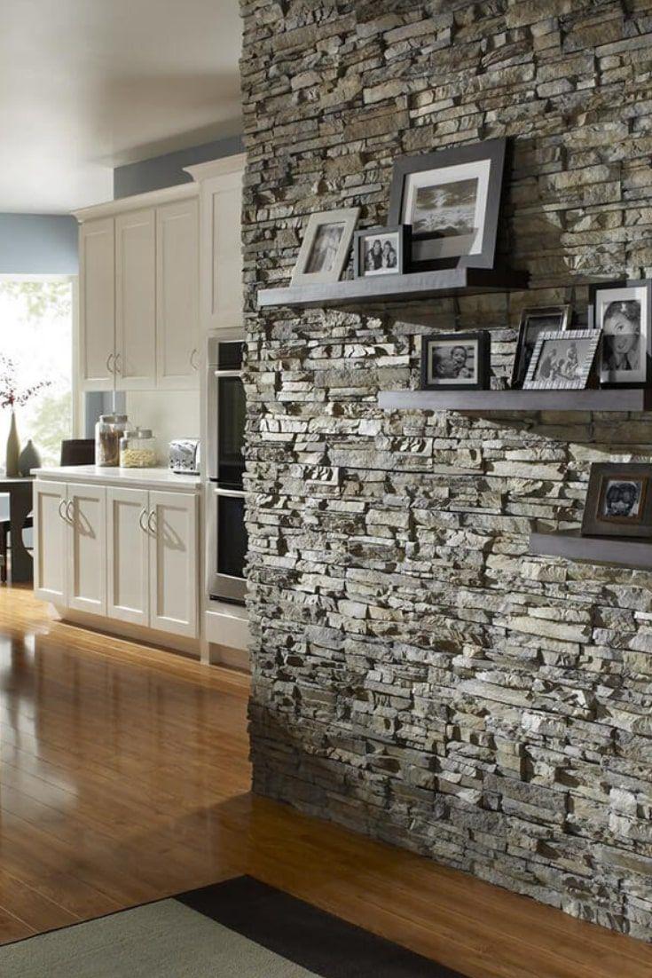 Pin On Best Interior Stone Wall Ideas
