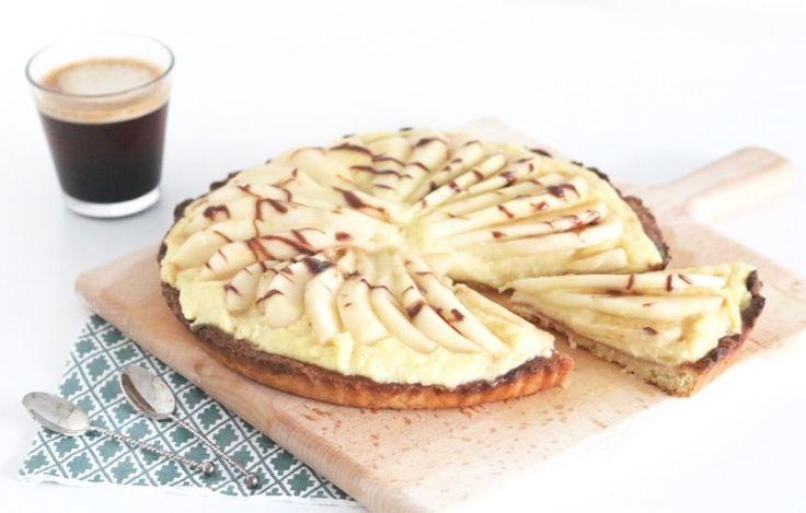 Perentaart met karamel – SINNER SUNDAY