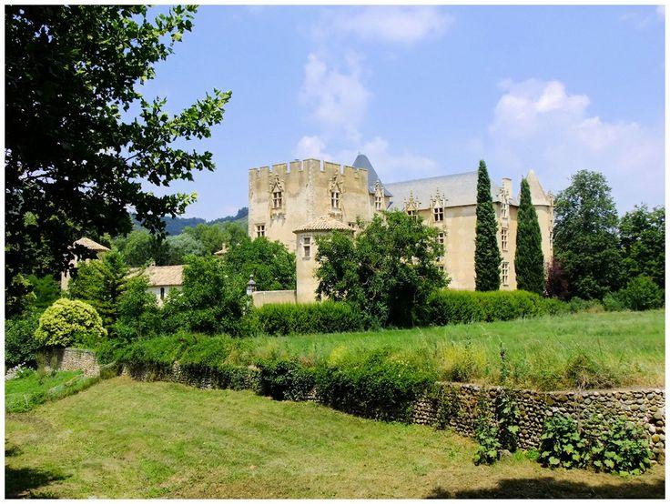 Château d'Allemagne en Provence     Do you remember??
