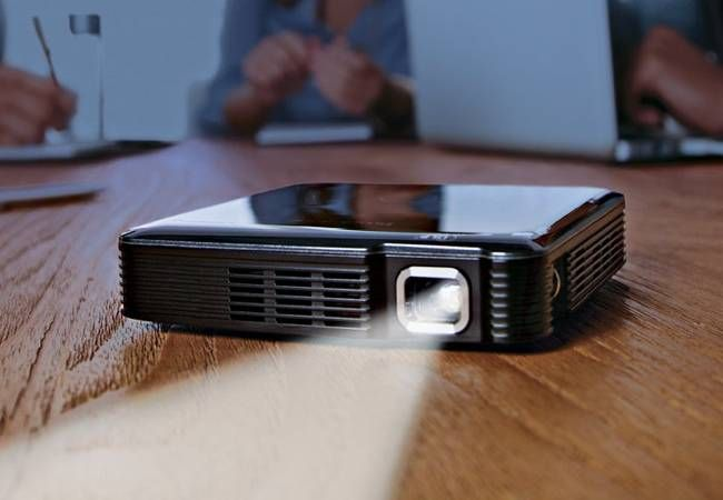 1080p HDMI Pocket Projector, $300