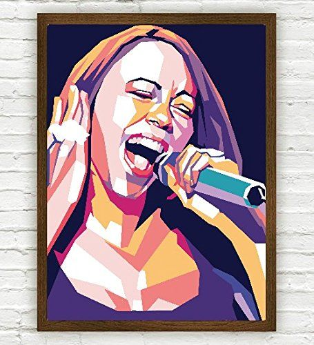 Mariah Carey Limited Poster Artwork Professional Wall A Https Www Amazon Com Dp B07bhdnynk Ref Cm Sw R Pi Dp U X R0 Poster Artwork Artwork Poster Prints