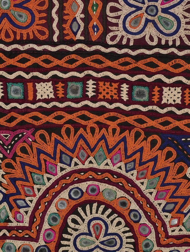 Rabari Embroidery Toran Door Hanging