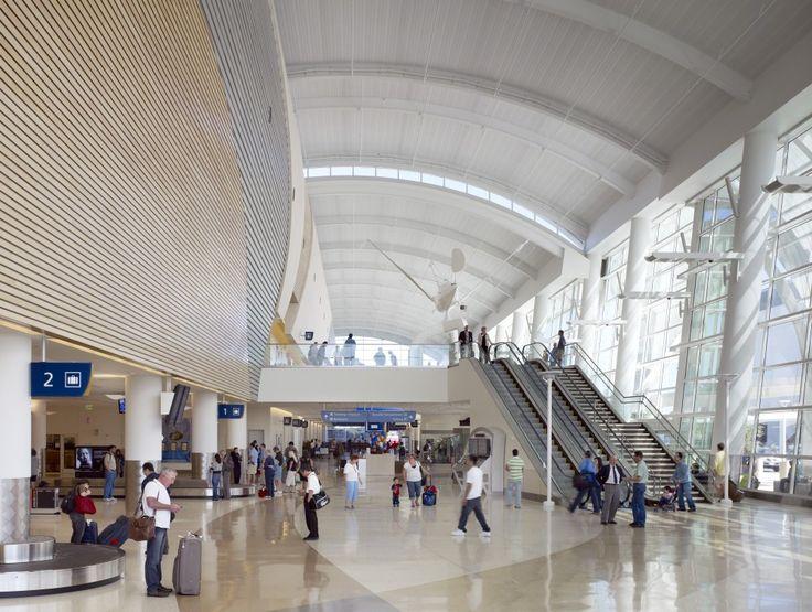 Norman Y.Mineta San Jose International Airport Terminal B / Fentress Architects (4)