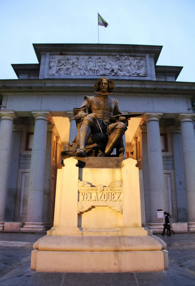 Velazquez. Museo del Prado, Madrid, Spain