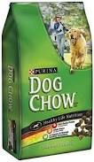 RARE COUPON!! Buy one bag of Purina dog chow, get one FREE!!