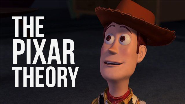 "http://www.bloopanimation.com/  What if I told you that all Pixar movies are connected? That all the characters in those movies actually live in the same universe, only in different times? How is that possible, watch this video and you'll find out.  Based on ""The Pixar Theory"" by Jon Negroni http://jonnegroni.com/  Narrated by Evyatar Gour"
