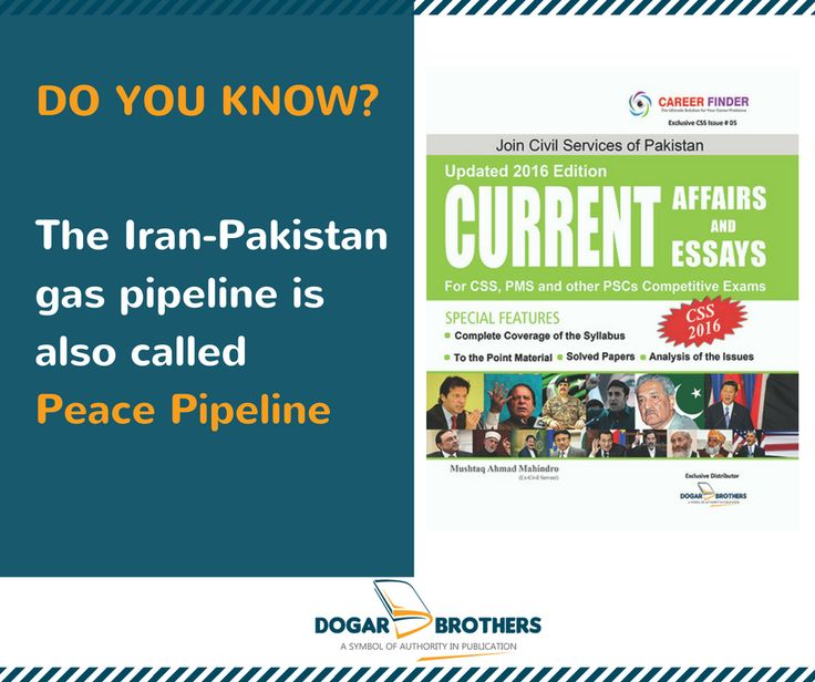 pakistan iran gas pipeline essays
