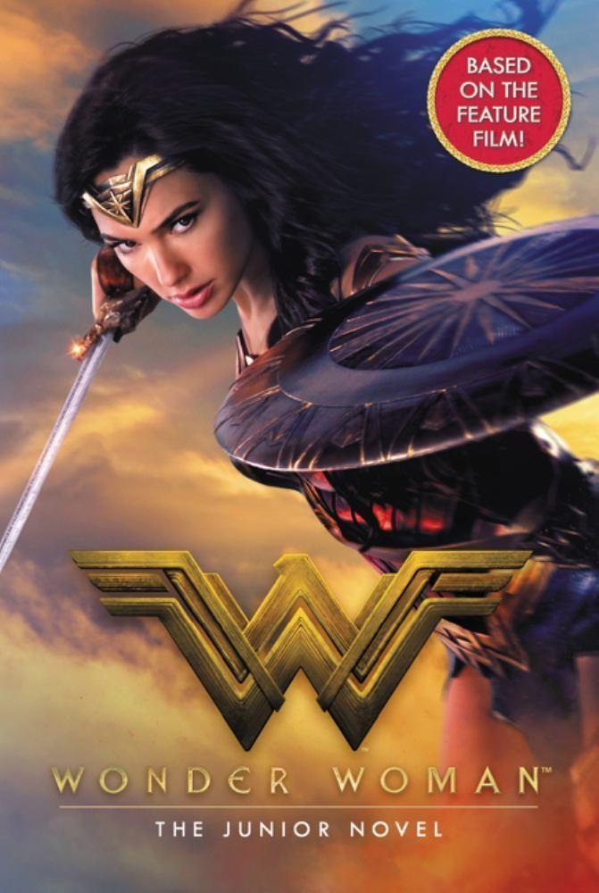 Wonder Woman Movie Junior Novel