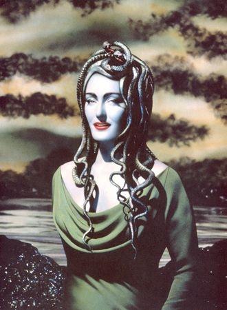17 beste afbeeldingen over femme fatale medusa op pinterest medusa kunst beeldhouwwerk en - Pierre et gilles photos ...