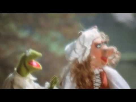 "Miss. Piggy's love at first sight - ""Never Before, Never Again!"" from The Muppet Movie, 1979.    Sung by Miss Piggy upon seeing Kermit for the first time.    I DO NOT OWN THIS VIDEO.  NO COPYRIGHT INFRINGEMENT IS INTENDED.    Never before have two souls joined so freely, and so fast.  For me this is the first time, and the last.  Is this an angel's wish for men?  Never before and never again..."