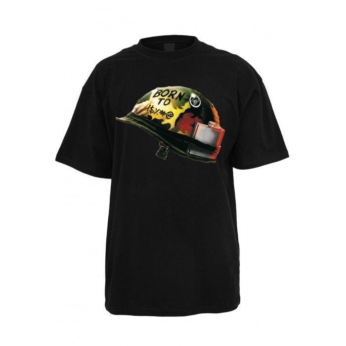Koszulka GAW Born czarna - Koszulki :: www.el-polako.com